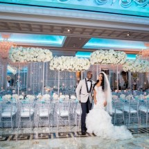 luxury weddings, stateent tables, nashville wedding designer