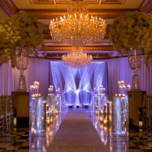 luxury wedding ceremony, nfl weddingceremony