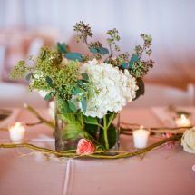 murfreesboro wedding, greenery