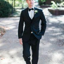 groom, suit, bowtie