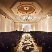 Ceremony at Loews Vanderbilt, Wedding Loews Vanderbilt , Nashville Weddings, Luxury Weddings