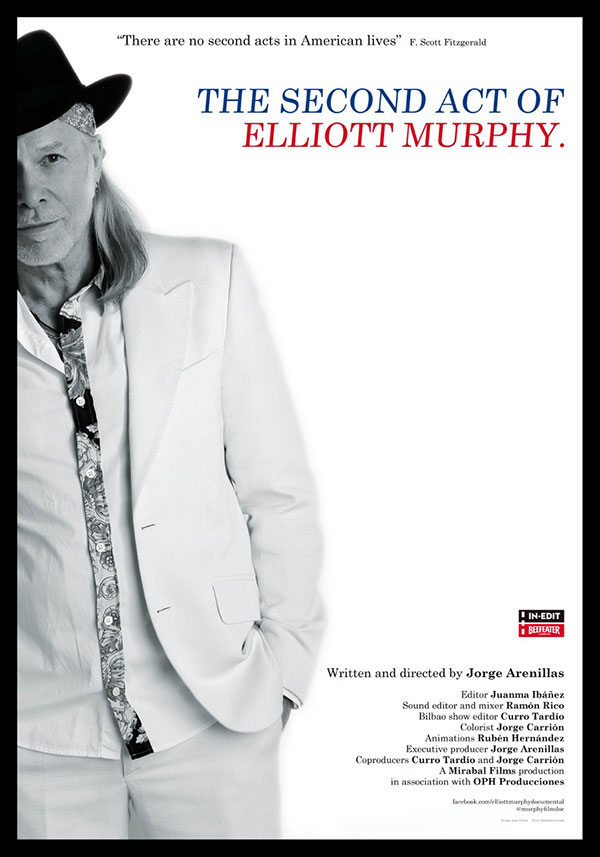 Elliott Murphy - The Second Act Of Elliott Murphy