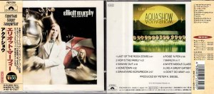 Elliott Murphy - Aquashow - CD Japan