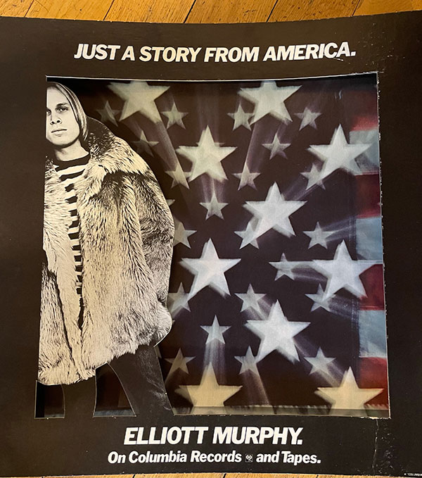 Elliott Murphy - Just A Story From America 3D Mobile