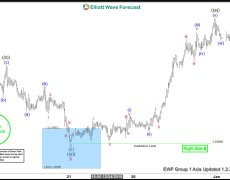 Elliott Wave View: $EURUSD Further Strength Expected