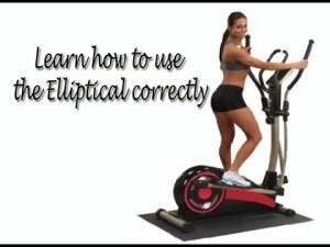 Learn How to Use an Elliptical Machine