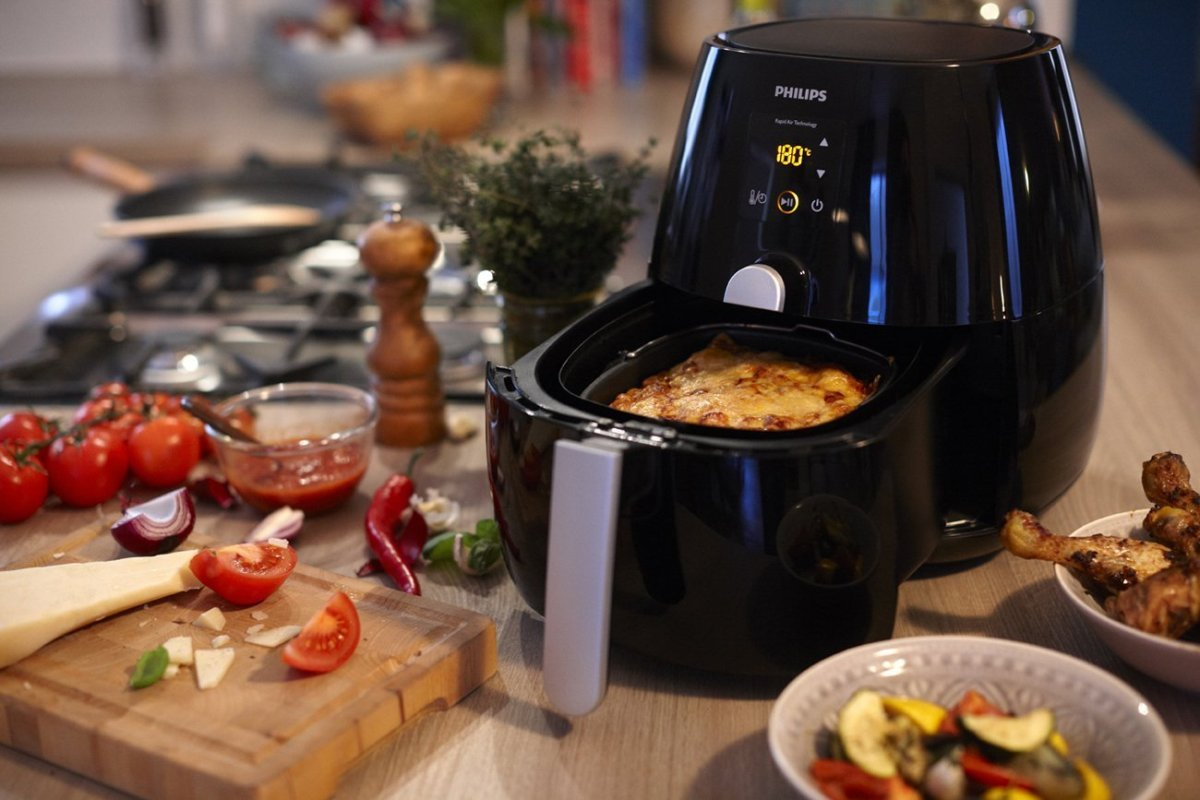 Best Air Fryers Reviews 2018 And Buyer's Guide