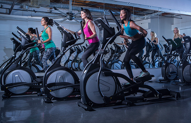 Elliptical Hiit Workout High Intensity Interval Training