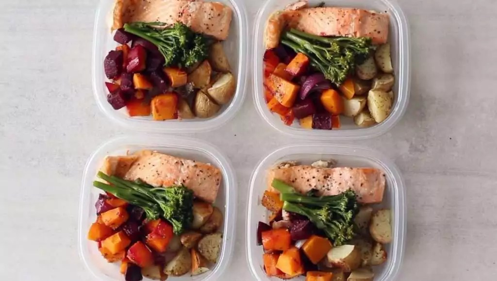 Plan your meals well