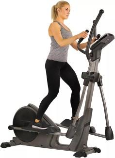 Sunny Health & Fitness Magnetic Elliptical Trainer Machine