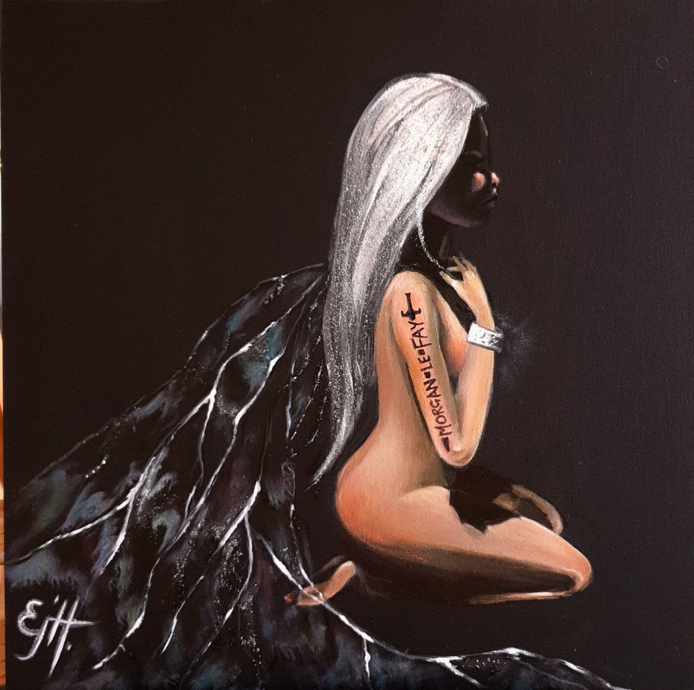 Chiaroscuro style oil paintings for sale