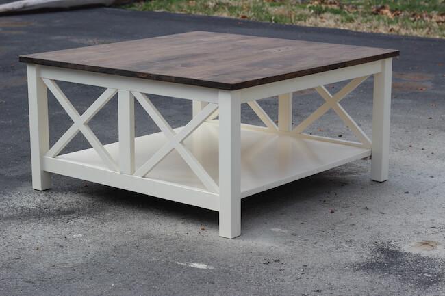 pitman coffee table