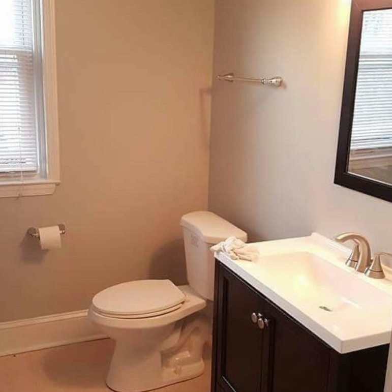 After Bathroom Remodel in Delaware 2020