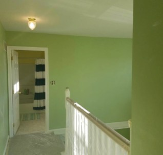 new hallway remodel