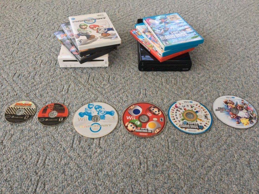 How to: Dump Nintendo Discs for GameCube, Wii, and Wii U Games