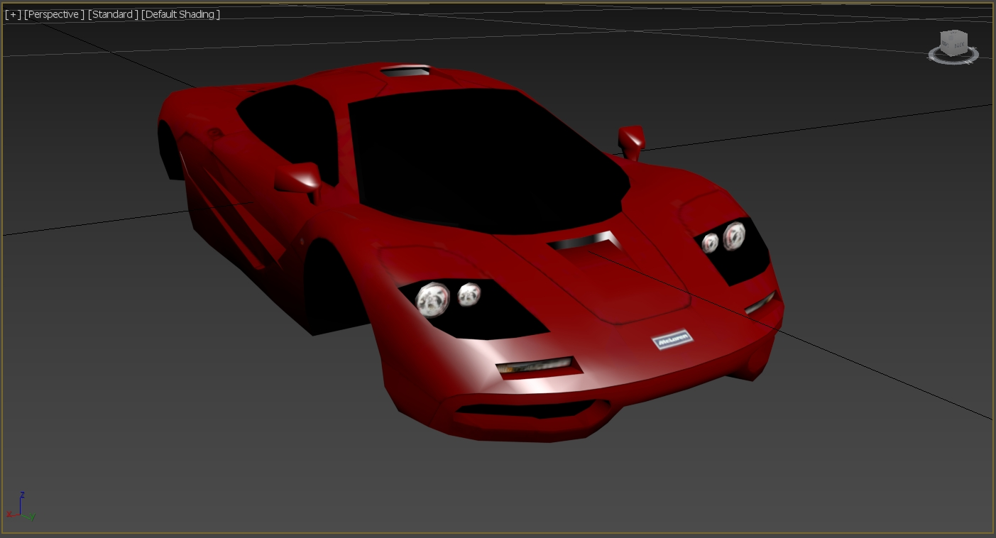 Mclaren F1 Wip Mod For Nfs Hot Pursuit 2 The Ellis Workshop