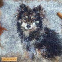 Elena Bondar | Painting with Wool