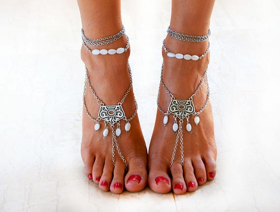 ellwed il_570xN.1221463136_bh7d 24 Summer Beach Wedding Sandals from Greece that You Can Find on Etsy