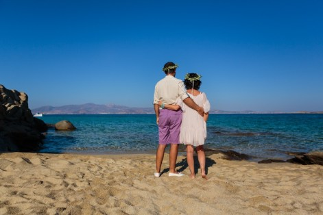 ellwed Stefan-Fekete-Photography-Mihaela-and-Andrei-Elopment-Naxos-Greece-021 Simple Down to Earth Elopement in Naxos