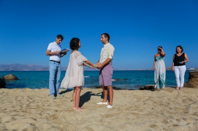 ellwed Stefan-Fekete-Photography-Mihaela-and-Andrei-Elopment-Naxos-Greece-035 Simple Down to Earth Elopement in Naxos
