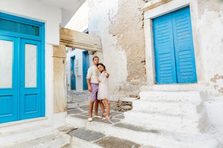ellwed Stefan-Fekete-Photography-Mihaela-and-Andrei-Elopment-Naxos-Greece-088 Simple Down to Earth Elopement in Naxos