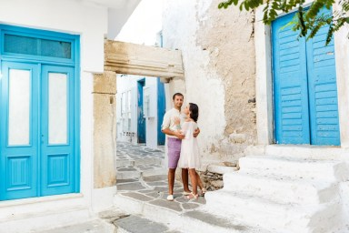 ellwed Stefan-Fekete-Photography-Mihaela-and-Andrei-Elopment-Naxos-Greece-089 Simple Down to Earth Elopement in Naxos