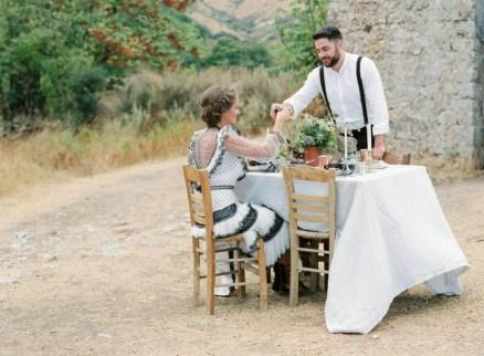 "ellwed Karina_Papadopulos_for_Ellwed_111 The ""Renaissance of Love"" Fine Art Editorial Shoot from Corfu"