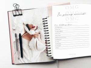 YOU GOT THIS PLANNER FOR BRIDES
