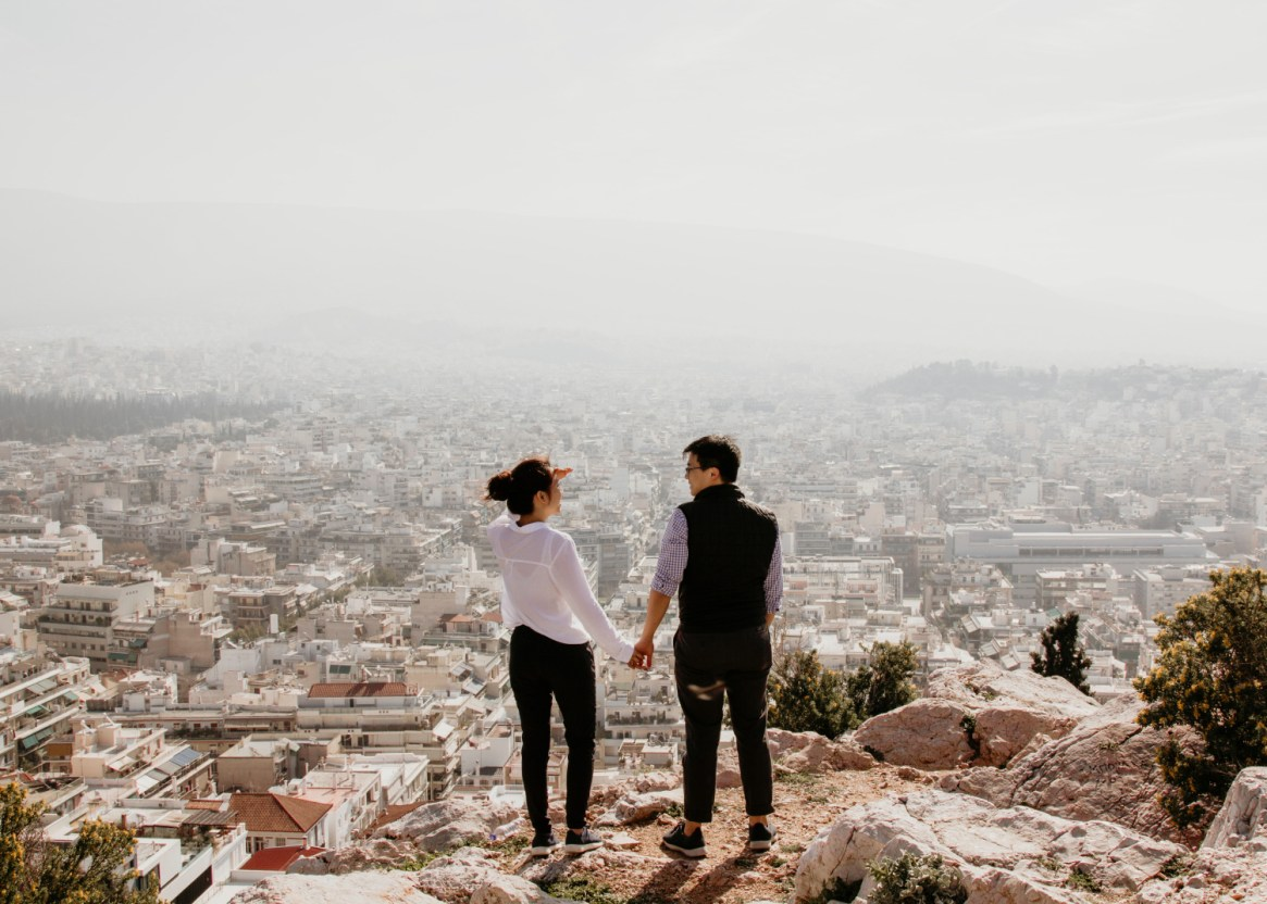 Athens couple looking