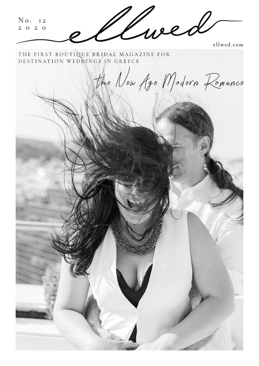 Ellwed Magazine New Age Modern Romance