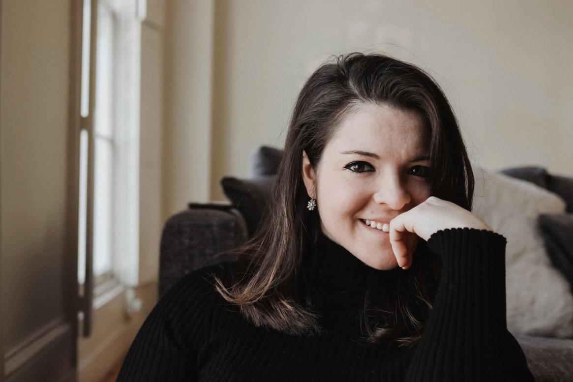 Portrait of Valentina of Stars Inside podcast for Ellwed Talks