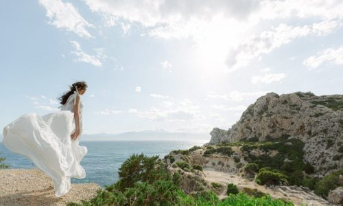 Rustic and Graceful Bridal Inspiration