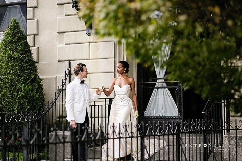 Scandal Wedding Olivia Pope marries Fitz Grant Photo credit: © Petronella Photography http://bypetronella.com