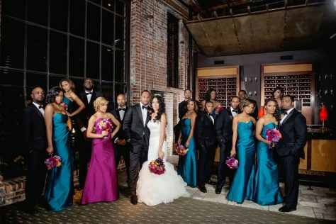 Sindi and Errol's Wedding at King Plow Arts Center, Atlanta, Georgia