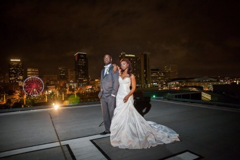 Brandy and Thomas Wedding Venatas Atlanta
