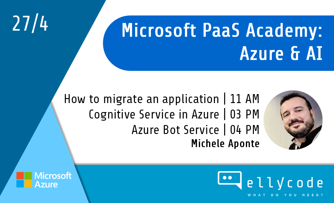 Azure and Artificial Intelligence at PaaS Academy