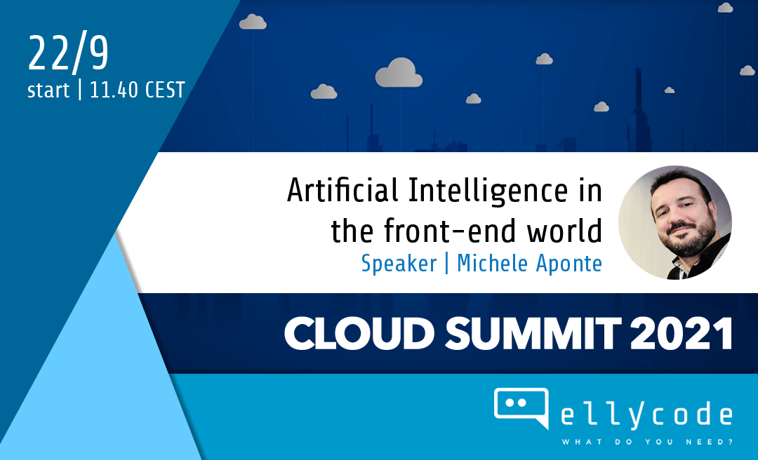 Artificial intelligence at the Cloud Summit