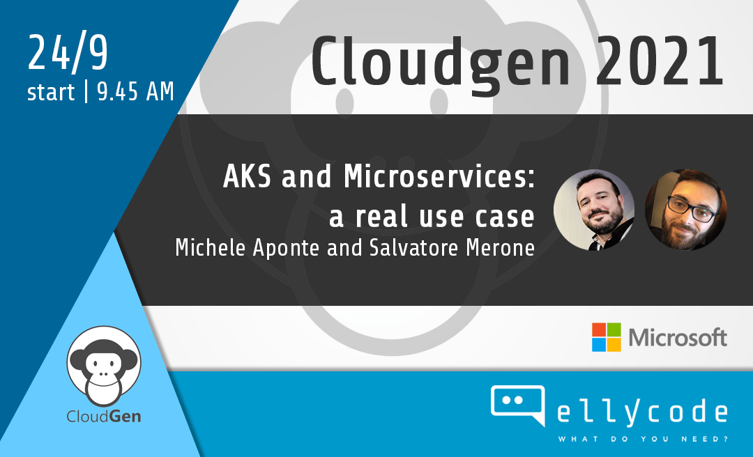 Azure and Kubernetes at the Cloudgen