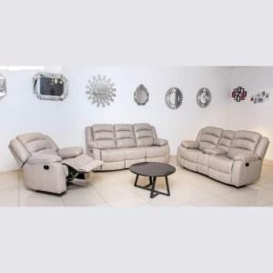 khaki recliner seats