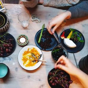 Alt godt fra spisebordet - Elly Pedersen Keramik