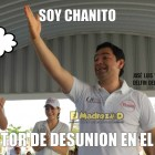 Desune al PRI preferencia por Chanito