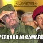 Esperando al camarada Daniel Ortega