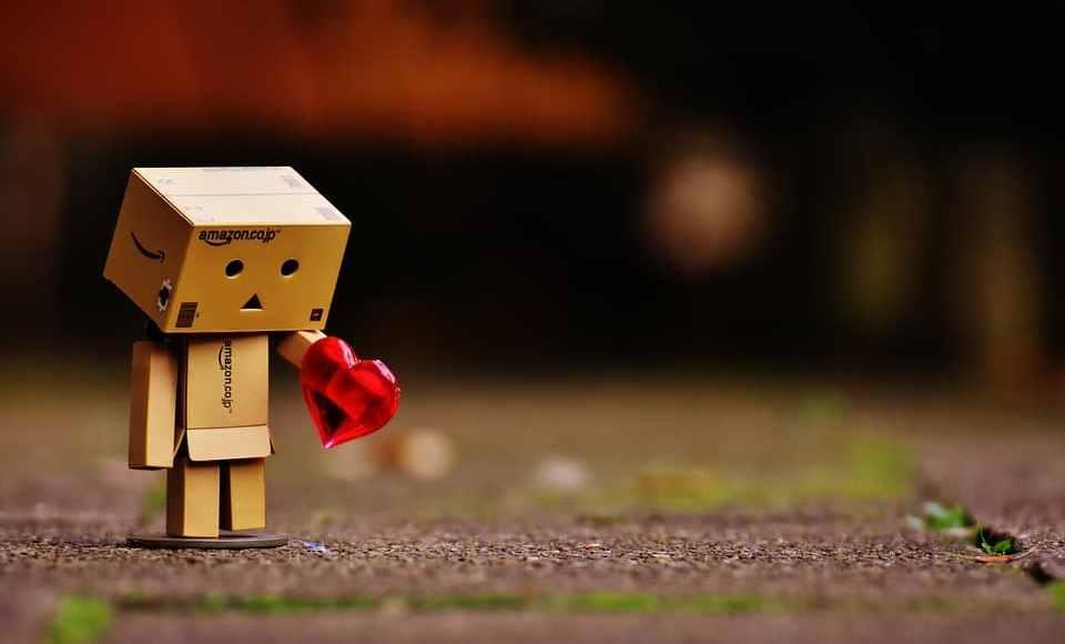رجل عاجز عن الحب