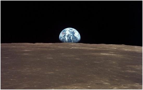 رحلات ناسا إلى القمر