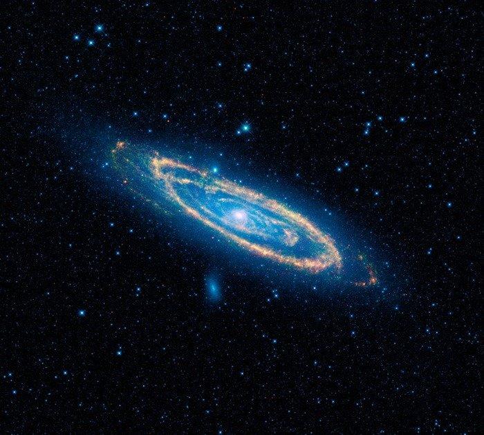 مجرة أندروميدا