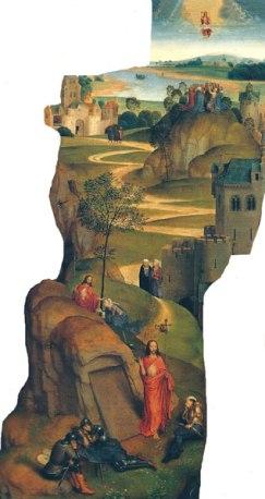 صورة (6) قيامة يسوع وصعوده إلى السماء