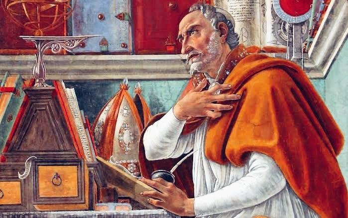 القدّيس أوغسطين