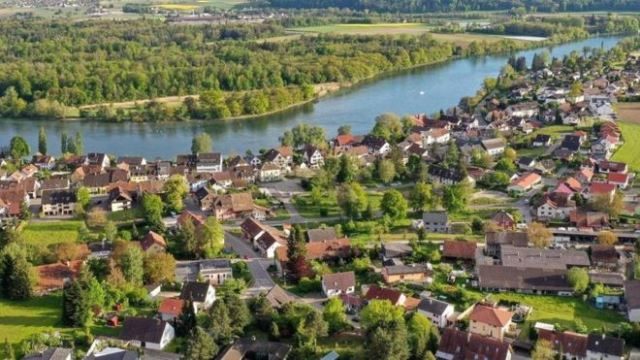 مدينة ألمانية تنتمي إلى سويسرا هذه حكايتها Elmarada