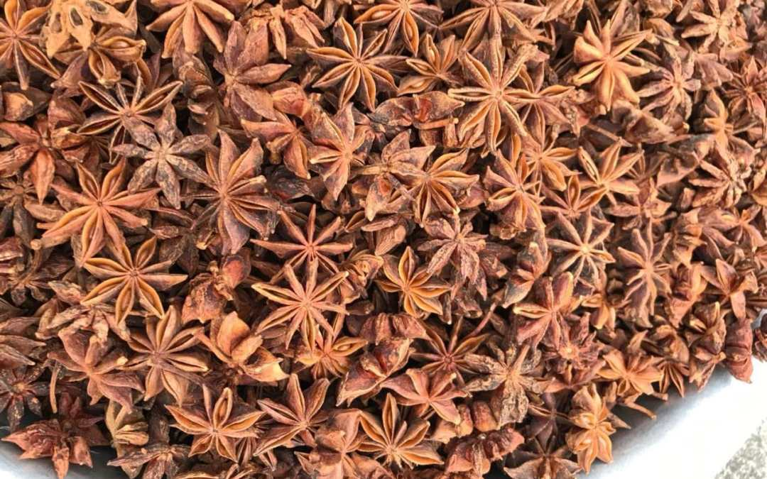 THE HIGHEST PRICE OF STAR ANISE EVER