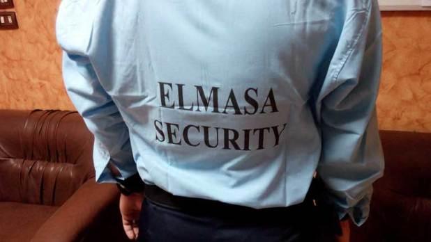 صور لزي أفراد الأمن بشركة الماسة للأمن والخدمات ش.م.م